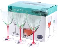 "Бокал для вина стеклянный ""Kate"" (6 шт.; 400 мл; арт. 40796/D5094/22/400)"