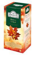 """Чай зеленый """"Ahmad Tea. С кленовым сиропом"""" (25 пакетиков)"""