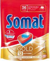 """Таблетки для посудомоечных машин """"Gold"""" (36 шт.)"""