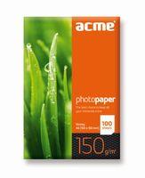 """Фотобумага глянцевая """"Acme"""" (100 листов; 150 г/м2; А6)"""