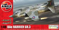 "Истребитель-бомбардировщик "" BAe Harrier GR.3"" (масштаб: 1/48)"