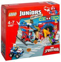 "LEGO Juniors ""Убежище Человека-паука"""