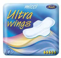 "Гигиенические прокладки ""Ultra Wings"" (10 шт.)"