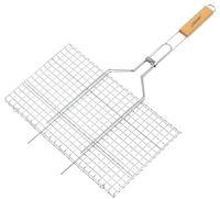 Решетка-гриль металлическая (26х45 см; арт. Mr-1005)
