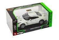 """Модель машины """"Bburago. Nissan GT-R"""" (масштаб: 1/32)"""