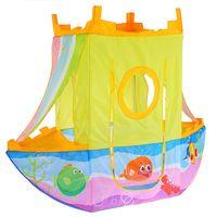 """Детская игровая палатка """"Корабль"""""""