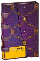 "Алфавитная книга Paperblanks ""Фиалка"" (формат: 130*180 мм, средний)"