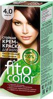 """Крем-краска для волос """"FitoСolor"""" (тон: 4.0, каштан)"""