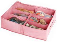 """Кофр для обуви """"Pink"""" (530х400х150 мм)"""