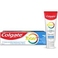 """Зубная паста """"Total 12 Антибактериальная. Профессиональная чистка"""" (75 мл)"""