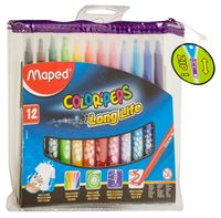 "Фломастеры ""Color Peps"" (12 цветов; арт. 845017LM)"