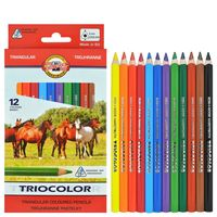 "Цветные карандаши ""Jumbo. MAXI"" (12 цветов)"