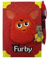 """Книга для записей """"Личный дневник с замочком. Furby"""""""