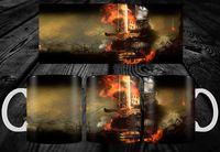 "Кружка ""Dark Souls"" (art.5)"