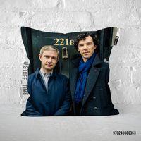 """Подушка """"Шерлок"""" (353)"""