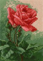 "Вышивка крестом ""Роза"" (арт. 604)"