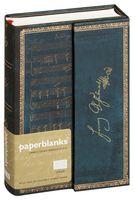 "Записная книжка в линейку Paperblanks ""Шуберт. Лесной царь"" (100х140 мм; мини)"