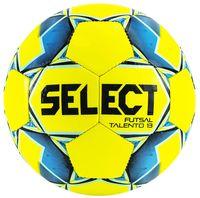 """Мяч футзальный Select 852617 """"Futsal Talento 13"""" №3 (желтый/синий/голубой/черный)"""