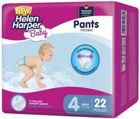 """Подгузники-трусики для детей """"Helen Harper Baby Maxi"""" (8-13 кг, 22 шт.)"""