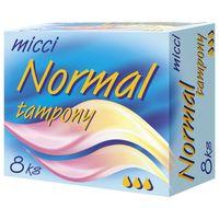 "Тампоны ""Micci. Normal"" (8 шт.)"