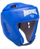 Шлем открытый (L; синий; арт. RV-302)