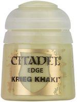 "Краска акриловая ""Citadel Edge"" (krieg khaki; 12 мл)"
