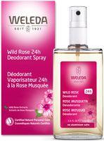 """Дезодорант для женщин """"Wildrose"""" (спрей; 100 мл)"""