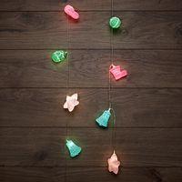 """Гирлянда """"Новый год"""" (10 лампочек; арт. 303-081)"""