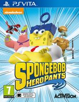 SpongeBob Heropants (PSV)