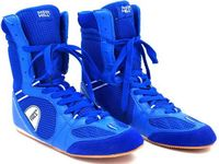 Обувь для бокса PS005 (р. 43; синяя)