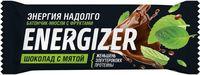 """Батончик """"Energizer. Шоколад с мятой"""" (40 г)"""