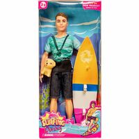 """Кукла """"Серфингист"""""""