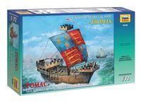 """Сборная модель """"Английский средневековый корабль """"Томас"""" (масштаб: 1/72)"""
