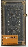 """Записная книжка Paperblanks """"Ноктюрнель"""" в линейку (формат: 95*180 мм, слим)"""
