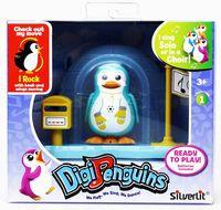 """Интерактивная игрушка """"Пингвин с домиком"""""""
