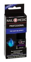 """Верхнее покрытие для ногтей """"Top Coat Gel Effect"""" тон: прозрачный"""