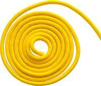 Скакалка для художественной гимнастики (3 м; жёлтая)