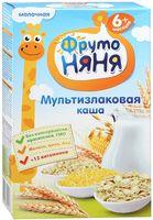 """Детская каша ФрутоНяня """"Молочная мультизлаковая"""" (200 г)"""