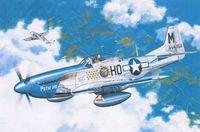 "Самолет ""North American P-51D Mustang"" (масштаб: 1/32)"