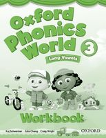 Oxford Phonics World. Level 3. Long Vowels. Workbook