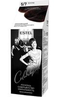 "Краска-уход для волос ""Estel Celebrity"" (тон: 5.7, шоколад)"