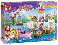"""Конструктор """"Princess Leah. Причал принцессы"""" (394 детали)"""
