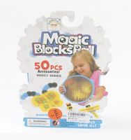 "Конструктор ""Bunchems. Magic blocks ball"" (50 деталей)"