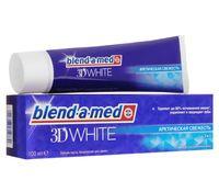 """Зубная паста """"3D White. Мятный Поцелуй"""" (100 мл)"""