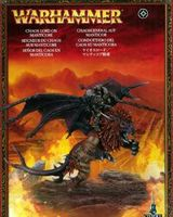 "Миниатюра ""Warhammer FB. Chaos Lord on Manticore"" (83-16)"