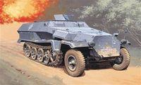 "Бронетранспортер ""SdKfz 251"" (масштаб: 1/72)"