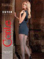 """Колготки женские фантазийные """"Conte. Ester"""""""