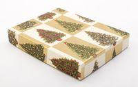 "Подарочная коробка ""Christmas Trees"" (18х23,5х3,5 см)"