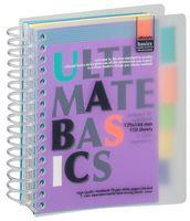"""Блокнот в клетку """"Ultimate Basics"""" (А6; в ассортименте)"""