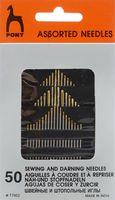 Иглы для ручного шитья (50 шт.; арт. 17452)